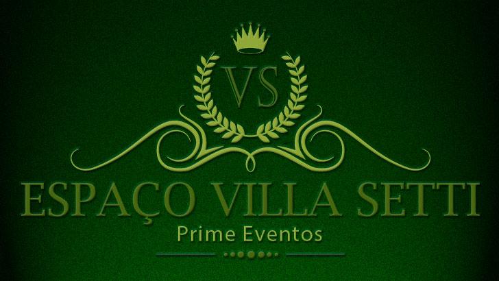 Criação de Logotipo Espaço de Eventos Villa Setti