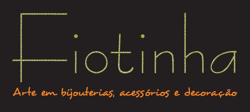 Logotipo e Manual de Identidade Visual e Corporativa - Empresa Fiotinha - Criação e Design Gráfico